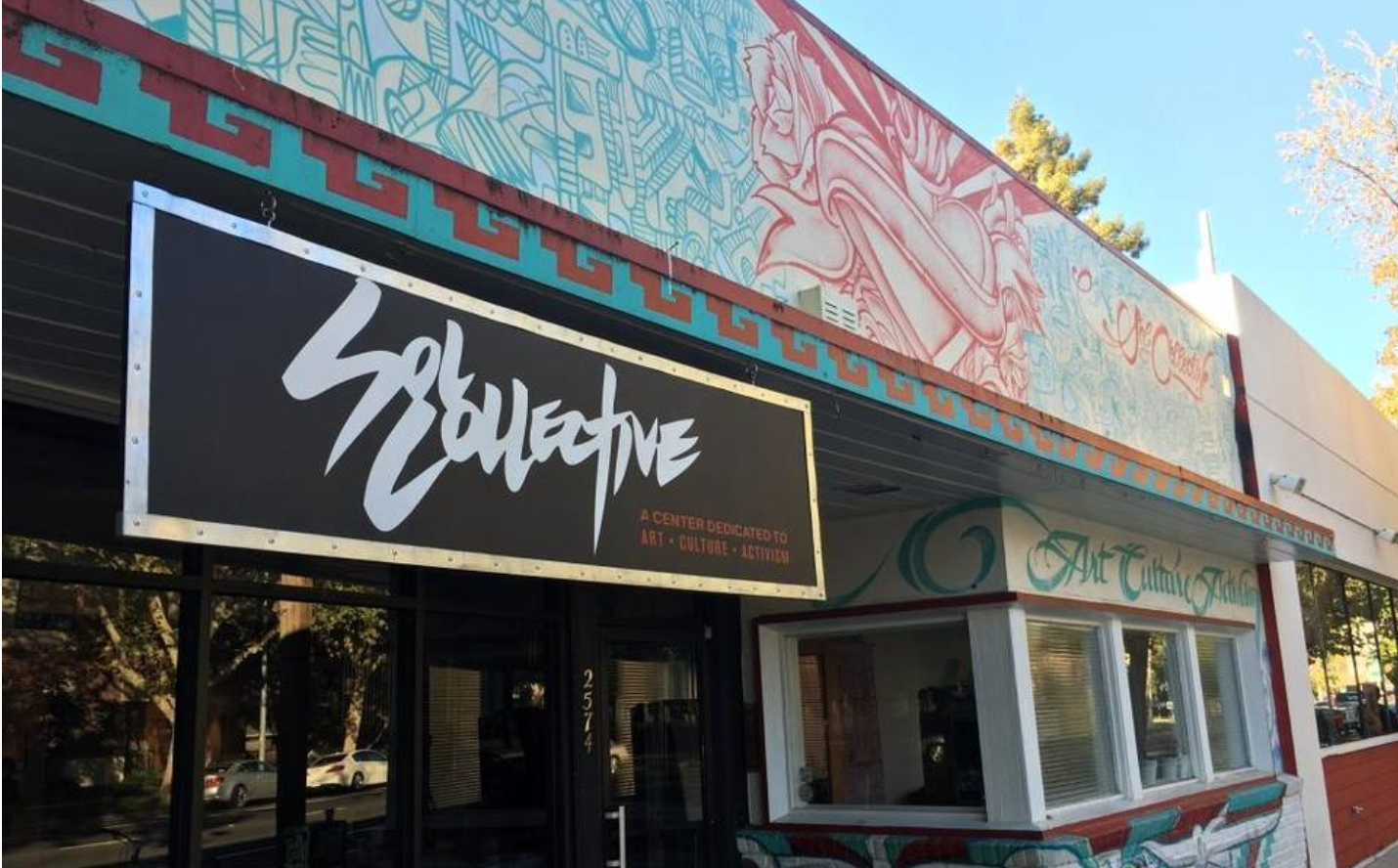 Artist Collective Thrives off the Grid